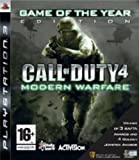 Call of Duty 4: Modern Warfare - Game of the Year 2009 Edition (PS3)