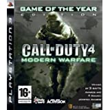 Call of Duty 4: Modern Warfare - Game of the Year 2009 Edition  (PS3)by Activision