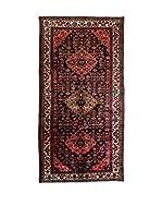 Navaei & Co. Alfombra Persian Hoseinabad Negro/Multicolor 332 x 148 cm