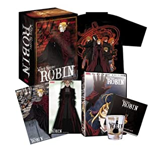 Witch Hunter Robin - Arrival (Vol. 1) With Series Box and Collectables movie