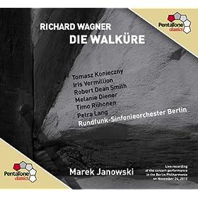 Die Walkure: Act I Scene 3: War Walse dein Vater (Sieglinde)
