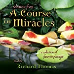 Selections from 'A Course in Miracles' | Frances Vaughn, Ph.D. (editor),Roger Walsh, M.D. (editor)
