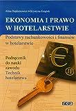 img - for Ekonomia i prawo w hotelarstwie Podrecznik book / textbook / text book