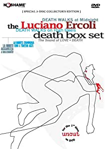 Luciano Ercoli's The Death Box Set (Death Walks on High Heels/ Death Walks at Midnight)