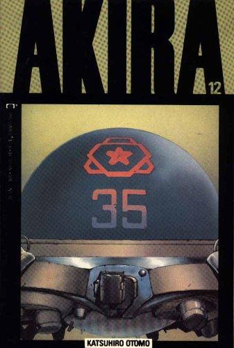 Akira vol.12 英語版(ペーパーバック) (EPIC COMICS)