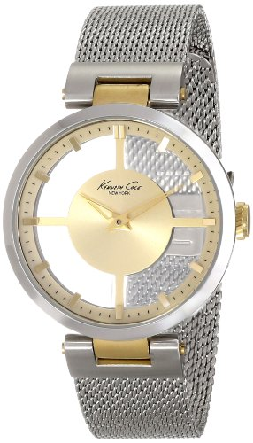 Kenneth Cole New York Stainless Steel with Mesh Strap Women's watch #KC4987