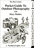 img - for Pocket Guide to Outdoor Photography book / textbook / text book