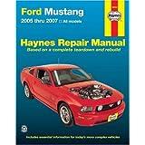 Ford Mustang Automotive Repair Manual (Haynes Repair Manual (Paperback))by Mike Stubblefield
