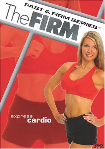 Firm: Fast & Firm Series - Express Cardio [DVD] [Region 1] [US Import] [NTSC]