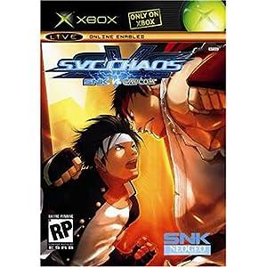 SVC Chaos - SNK vs Capcom