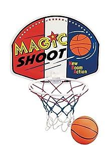Blue Green Novelty Magic Shot Basketball Hoop Set