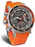 Vostok-Europe - Lunokhod 2 - Chronograph Multi-Function Dive - Orange Accents - TM3603/6205207