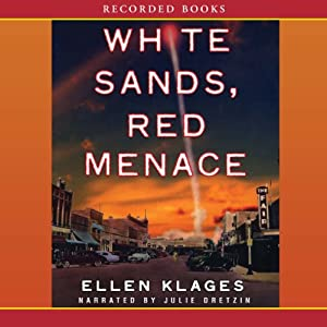 White Sands, Red Menace Audiobook