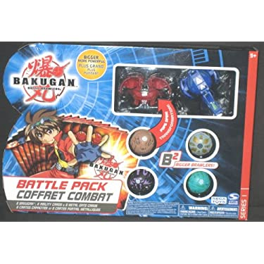 Bakugan Battle Pack Brawlers Coffret Series 1 B2