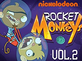Rocket Monkeys Volume 2
