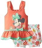 Disney Baby-Girls Newborn Minnie Mouse Short Set