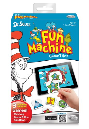 Dr. Seuss Fun Machine (Kingsley Machine compare prices)