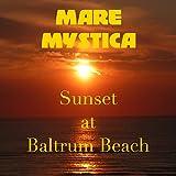 Sunset at Baltrum Beach