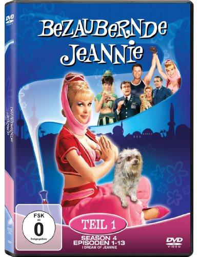 Bezaubernde Jeannie - Season 4, Vol.1 [2 DVDs]