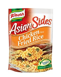 Knorr/Lipton Asian Sides, Chicken Fried Rice, 5.7-Ounce Packages (Pack of 12)