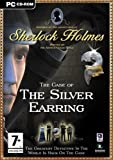 The Adventures of Sherlock Holmes: The Case of the Silver Earring (PC) - With Free DVD