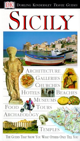 Eyewitness Travel Guide To Sicily front-559863