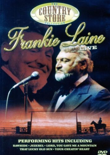 Frankie Laine - Live - Country Collection [DVD]