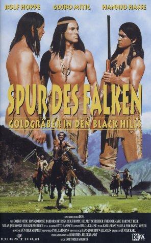 Spur des Falken - Goldgräber in den Black Hills [VHS]