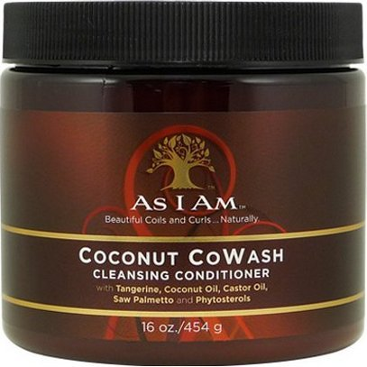 As I Am Coconut Cowash Cleansing Conditioner, 16 Ounce (Cleansing Conditioner compare prices)