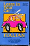 Learn in Your Car Cassette -- Italian...