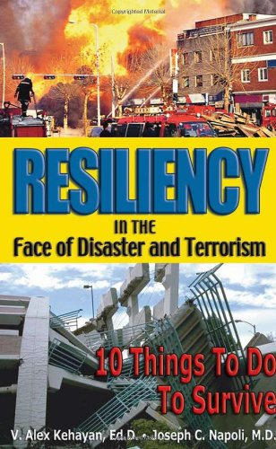 Cover:  Resiliency in the Face of Disaster and Terrorism