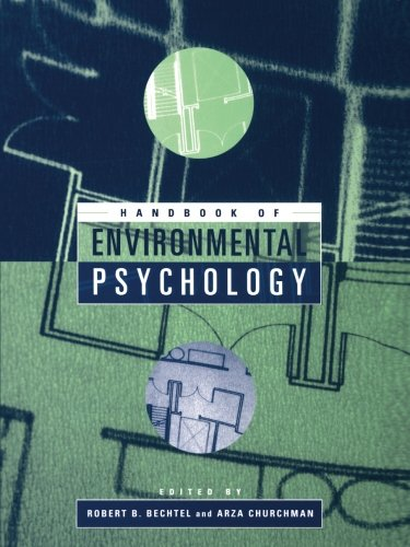Handbook Of Environmental Psychology front-492584
