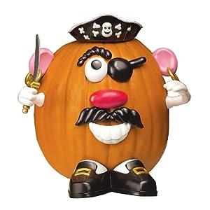 Mr. Potato Head - Make a Pirate Pumpkin