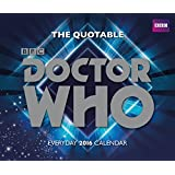 The Official Doctor Who 2016 Desk Block Calendar