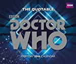 The Official Doctor Who 2016 Desk Blo...