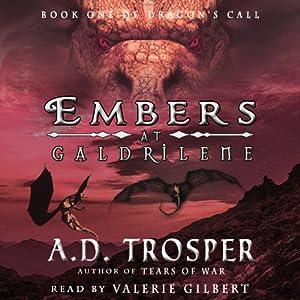 Embers at Galdrilene Hörbuch