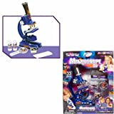Microscience Microscope Set