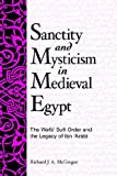 img - for Sanctity and Mysticism in Medieval Egypt (Suny Series in Islam) book / textbook / text book
