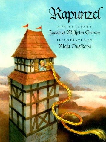 Rapunzel: A Fairy Tale