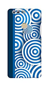 ZAPCASE PRINTED BACK COVER FOR Huawei Honor 8