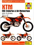 KTM EXC Enduros and SX Motocross Serv...