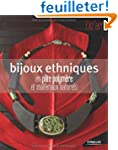 Bijoux ethniques en pte polymre et...