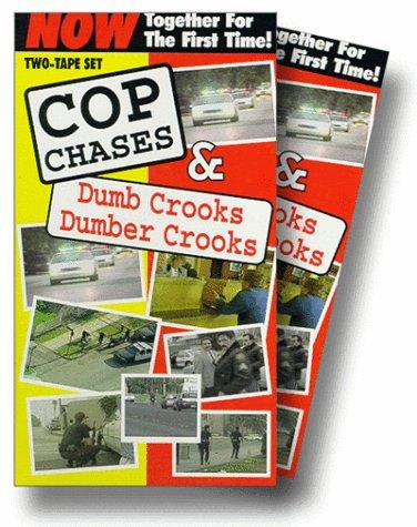 Cop Chases & Dumb Crooks Dumber Crooks [VHS] [Import]