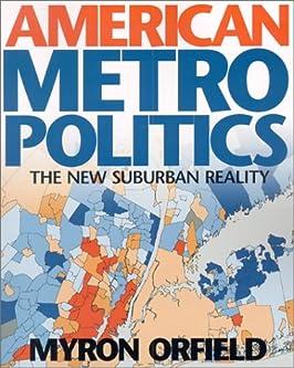 American Metropolitics: New Suburban Reality
