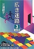 広き迷路〈3〉 (大活字文庫)