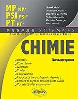 Chimie MP/MP* PSI/PSI* PT/PT* Programme 2014