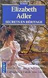 Secrets en héritage par Adler