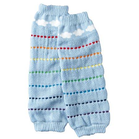 夏用 メッシュ編み ベビー レッグウォーマー 雲柄 【ベビーソックス 新生児 baby 出産祝い ギフト 冷房対策】
