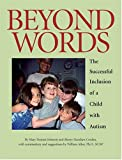 img - for Beyond Words: The Successful Inclusion of a Child with Autism book / textbook / text book