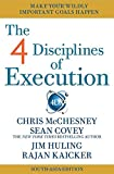 img - for The 4 Disciplines of Execution book / textbook / text book